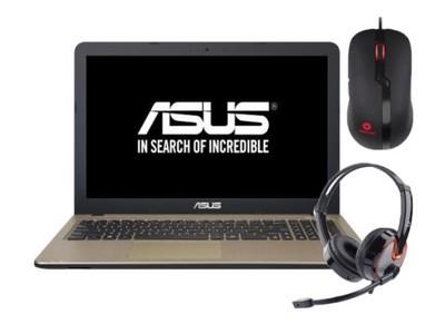Laptop ASUS X540LJ-XX002 i3-4005U 1TB 920M +120zł