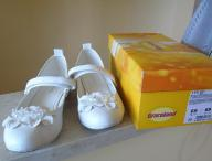 Dziewczęce buty komunijne 32 GRACELAND