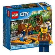Klocki LEGO City Dżungla - Zestaw Startowy 60157