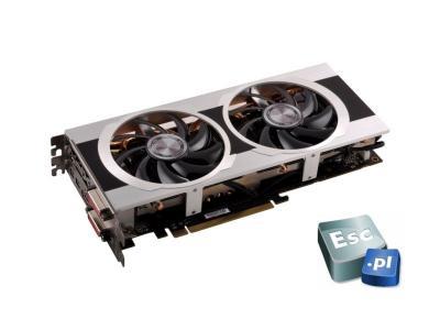 XFX Radeon HD7870 XT Tahiti LE 2GB  F.Vat Gw.24m