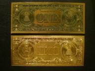 USA - 1 DOLLAR BANKNOT KOLEKCJONERSKI