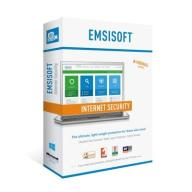 Emsisoft Internet Security 2017, 1PC-1ROK
