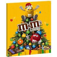 M&M'S Kalendarz Adwentowy 361g 43883