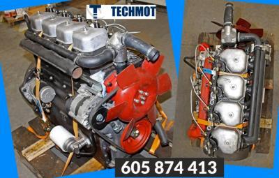 Nowy Silnik Ursus C 360 C360 C 360 Nowe Czesci 5904010188 Oficjalne Archiwum Allegro