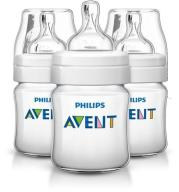 PHILIPS AVENT CLASSIC + Zestaw 3 Butelek + Smoczki