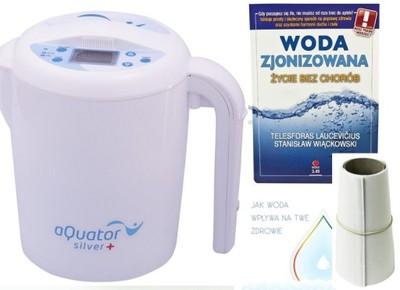 Jonizator Wody Aquator Silver Plus Model 2017r Hit 6503586865 Oficjalne Archiwum Allegro