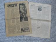 JAZZ nr. 5 (1956) Unikat !!!