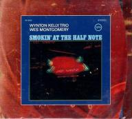 Wes Montgomery SMOKIN' AT THE HALF NOTE  ||   CD