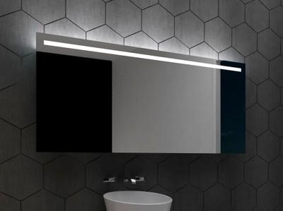 Lustro Podświetlane Led 140x80 Do łazienki Giza