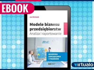 Modele biznesu... Jan Michalak