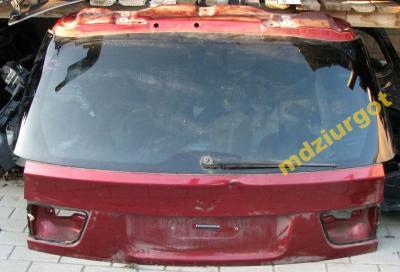 KLAPA TYL BMW X5 E70 +SZYBA +WYCIERACZKA BIALYSTOK