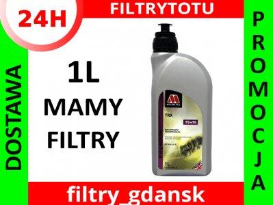 Olej MILLERS TRX 75w90 1L GL4 GL5 SEMI SYNTHETIC
