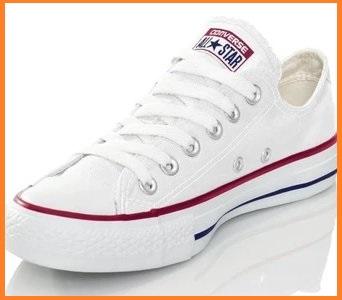 tania wyprzedaż usa kupować nowe najwyższa jakość Converse biale trampki all star PROMOCJA 36-40 - 6875707147 ...