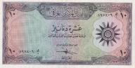 Irak - 10 dinarów - 1959 - stan 2+