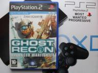 GHOST RECON ADVANCED WARFIGHTER PS2 PLAYSTATION 2