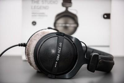 Słuchawki Beyerdyamic DT770 Pro 80 Ohm