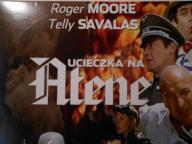 UCIECZKA NA ATENĘ (DVD)
