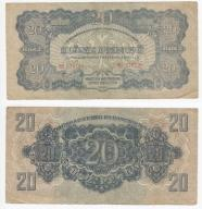 350(22b) - Węgry,20 Pengo 1944