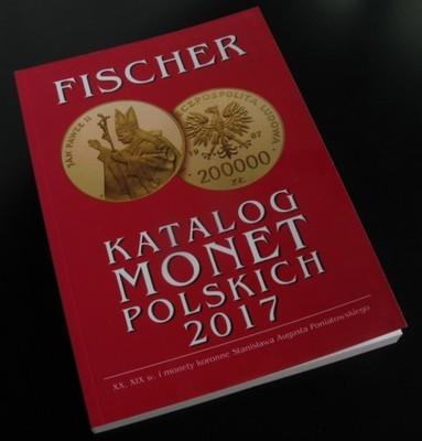 ANK: FISCHER KATALOG MONET 2017