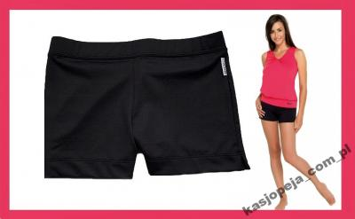 87f01ffa9e20e2 ADA elastyczne szorty DO ĆWICZEŃ fitness WF S 36 - 5572336679 ...