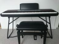 KORG SP250 - pianino cyfrowe + ława