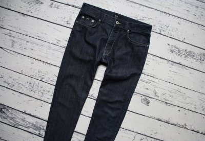 b2d38b67c3d70 HUGO BOSS TEXAS _ STRETCH _ PREMIUM JEANS * 32/34 - 6207383832 ...