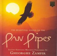 ZAMFIR BEAUTIFUL SOUND OF THE PAN PIPES CD (FOLIA)