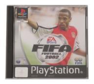 FIFA FOOTBALL 2002 PS1 PlayStation PSX