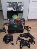 Xbox Classic BOX MEGA ZESTAW