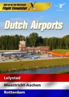 Dutch Airports (PC DVD)