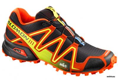 Buty do biegania SALOMON SPEEDCROSS 3 r. 41 - 45