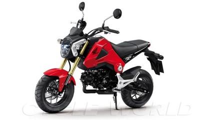 Honda Msx 125 Idealny Do Campera Przebieg 215 Km 6792922439 Oficjalne Archiwum Allegro
