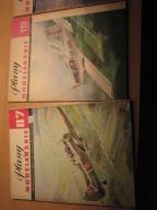 Plany modelarskie Zlin 42M i Jak-18