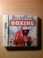 Don King Boxing na DS nówka w foli