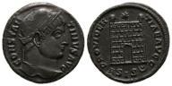 000647 | Konstantyn I Wielki (307-337), follis