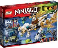 LEGO Ninjago 70734 Smok Mistrza WU kompletne