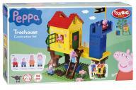 BIG 57077 Klocki Play Bloxx Peppa Domek Na Drzewie