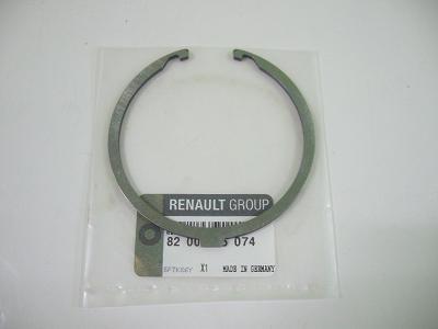 Seger zabezpieczenie podkładki skrzyni Renault