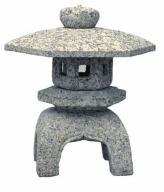 Japońska latarnia granit do oczka wodnego, ogrodu