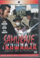 SAMURAJE I KOWBOJE Bronson i Mifune UNIKAT + kvdrr