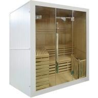 SAUNY SUCHE sauna fińska PIEC 4 os. DOMOWA E4