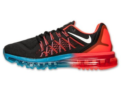 Buty Czarne Nike Air Max 2015 698902 006 6893739458 Oficjalne Archiwum Allegro