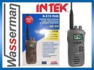 Ręczne radio CB Intek H-510 PLUS + Car Adaptor