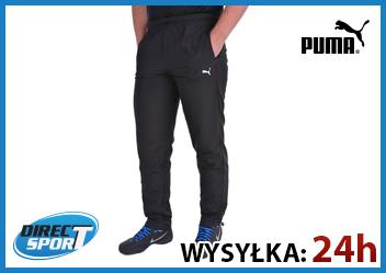 spodnie dresowe puma męskie