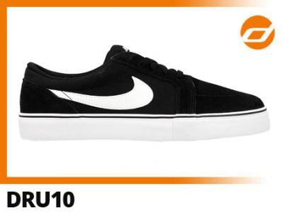 NIKE SATIRE II (GS) 729810001 36.5-40 BLACK WHITE - 6030078597 ... d7f98da71398b