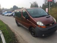 Renault Trafic 1.9 dCi 9 osób