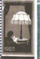 LAMPY KATALOG NA 125-ciu STRONACH z przed 1920 r