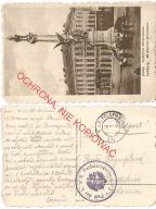Lwów, Mickiewicz, K.U.K. poczta polowa, 1916