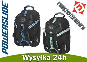 2ea634668f3d2 Powerslide PLECAK NA ROLKI Fitness Back Pack KRK - 6025832759 ...