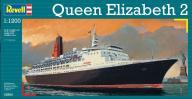 Model do sklejania REVELL Statek Queen Elizabeth 2